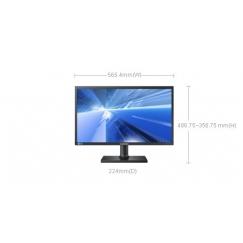 "Samsung 24"" 5ms (VGA+DVI+Speakers) Full HD Led S22D300B"