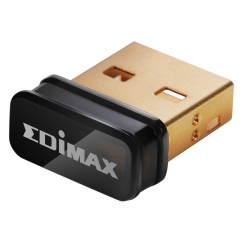 Edimax 150Mbps Wireless b/g/n Nano USB Adapter EW-7811Un