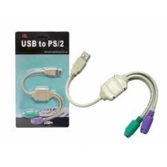 USB to PS/2 Adaptor