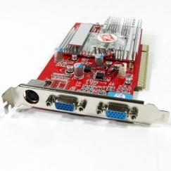VGA CARD ATI 9000 64MB PCI VGA X2 DUAL