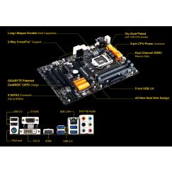 Gigabyte Motherboard GA-Z97-HD3