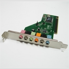 SEDNA PCI 6 Channel Sound Card [Cmedia 8738LX] SE-PCI-SC-08