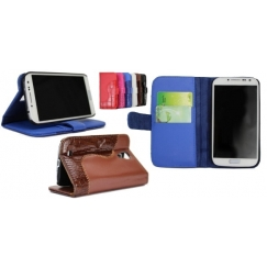 Samsung Galaxy S4 PU Leather Cover