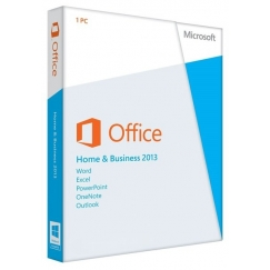 Office Home & Business 2013 Hebrew T5D-01734