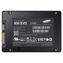 Samsung SSD 850 EVO 500GB 2.5-Inch SATA III MZ-75E500B
