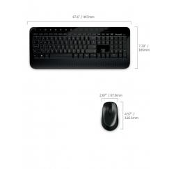 Microsoft Wireless Desktop 2000 M7J-00010