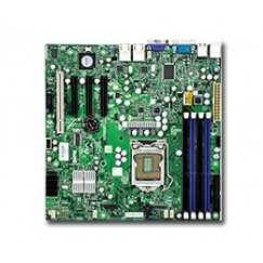 Super Micro Motherboard X8SIL
