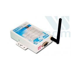 VScom WLAN 1 Port (RS232/422/485) Serial Server NetCom 123