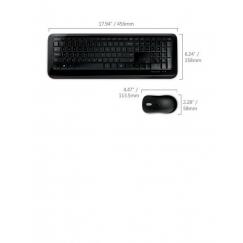 Microsoft Wireless Desktop 800 2LF-00010