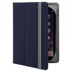 "Targus Fit N' Grip Universal 360° Rotational Case for 9-10"" Tablets - Blue THZ592EU"