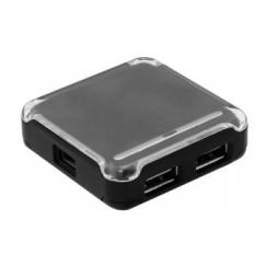 SEDNA 4 Ports Mini USB 2.0 Hub SE-USB-HUB-05A