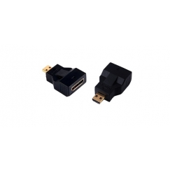 Micro HDMI to Mini HDMI Converter