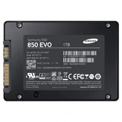 Samsung SSD 850 EVO 1TB 2.5-Inch SATA III MZ-75E1T0BW