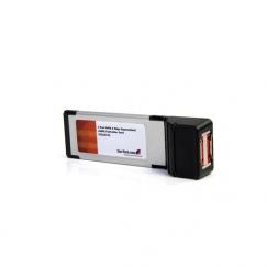 SATA 6 Gbps (2 Port) ExpressCard eSATA Controller Card