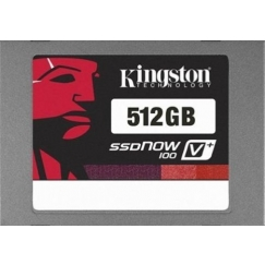 "Kingston SSD 512GB SATA 2.5"" SVP100S2/512G"