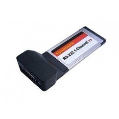 ExpressCard RS232 Serial 1 port