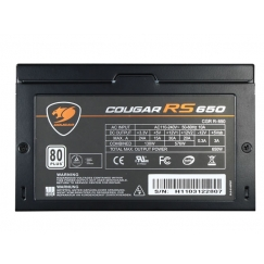Cougar Power Supply 650W RS650