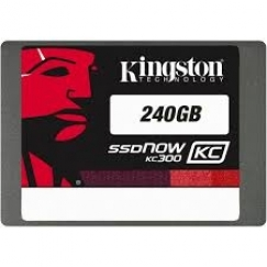 "Kingston SSD 240GB SATA III 2.5"" 7mm SKC300S37A/240G"