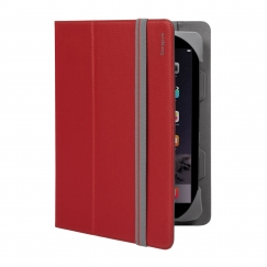"""Targus Fit N' Grip Universal Case for 9-10"""" Tablets - Red THZ59103EU"""