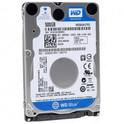 WD Blue 500GB 5400 RPM SATAIII 7mm WD5000LPVX