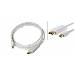 Mini DisplayPort to HDMI Cable 1.8M
