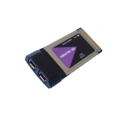 Cardbus Firewire (2 port) IEEE 1394a