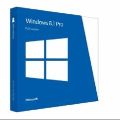 Windows 8.1 Professional 64-BIT English OEM FQC-06949