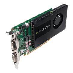 PNY NVIDIA Quadro K2000D PCI-E VCQK2000D-PB