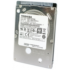 Toshiba 500GBSATA III 7200RPM 7mm MQ01ACF050