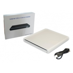 USB External Slot-In DVD-RW Drive