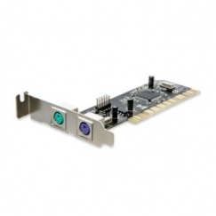 PCI TO PS2 (2 port) + USB2.0 (2 port) Combo Card