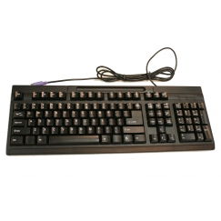 iMicro Basic PS/2 English Keyboard (Black) KB-819EB