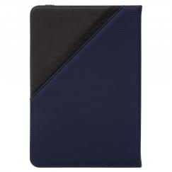 "Targus Fit N' Grip Universal 360° Rotational Case for 7-8"" Tablets - Blue THZ59001EU"