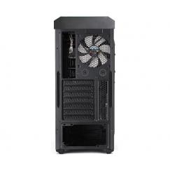 Zalman Black Mid Tower Computer Case Z12