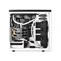 NZXT Glossy White Ultra Tower Computer Case H630