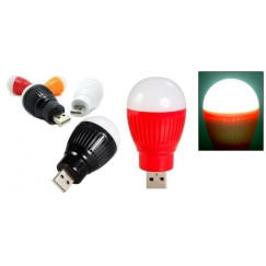 USB Ball Bulb LED Light
