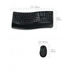 Microsoft Sculpt Comfort Desktop L3V-00014