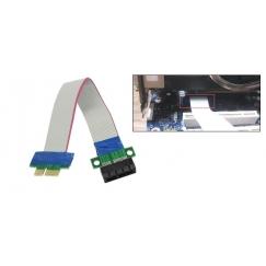PCI-E 1X Riser Extender Cable