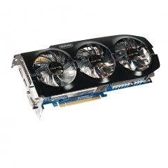 Gigabyte GeForce GTX 760 VGA Card GV-N760OC-2GD