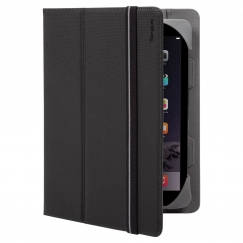 "Targus Fit N' Grip Universal 360° Rotational Case for 9-10"" Tablets - Black THZ592EU"