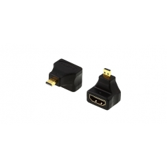 HDMI to Micro HDMI 90 degree Angled Converter