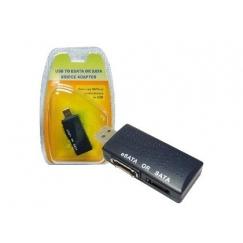 USB2.0 to ESATA/SATA Converter