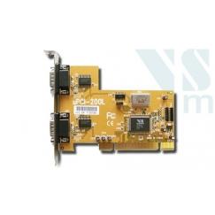 VScom 2 RS232 ports UPCI Card 200L