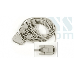 VScom RS232 connection cable OPT8D-S
