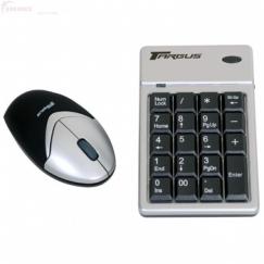 Targus Wireless Keypad & Mouse Combo PAKP003Y01E