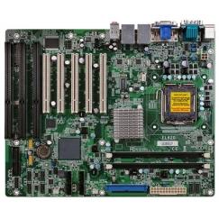 Intel G41 ATX Board, Socket 775, with 5 PCI and 3 ISA Slots