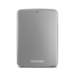 Tohiba External Canvio® Connect HDD 2TB USB3.0 HDTC720XS3C1